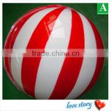 Plastic vacuum formed gold plating festival ball