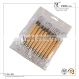 10 Pcs Pottery and Clay Modeling Tools Sculpture Set