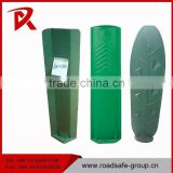 Highway PVC anti-glare board Anti-dazzling board anti glare for road side                                                                                                         Supplier's Choice