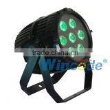 7*15W 5 in 1 water proof led par light, outdoor led par light, led uplight / stage light