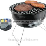 2015 Best Selling Folding BBQ with Cooler Bag/portable bbq grill/Foldable barbecue grill/bbq foldable/Very good Design