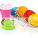 LYCEEM Collapsible Silicone Travel Cup