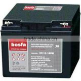 12v 45ah regulated lead acid battery 24v agm deep cycle battery 4pcs solar battery
