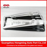Aluminum car license plate frame for 3 series 5 series 7 series
