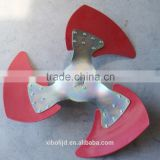 flow fan blade for air cooler, blade for air conditioner