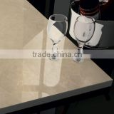 White marble with brown veins nature stone floor tile JXQ8206                                                                         Quality Choice