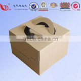 Small cute mousee box, packaging cake box,kraft paper box                                                                         Quality Choice