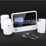 Newest and top sales Wireless GSM security alarm system with 24 hours technical support and service