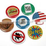 Custom Pin Badge | Promosional Badge | No Minimum botton pin badge | Metal Pin bage