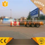 40ft 2 Axle Skeleton Container Chasis Utility Cargo Frame Semi-Trailer