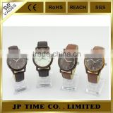 Fake wood painting quartz watch distributors and wholesalers