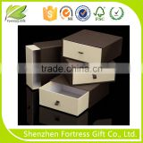 custom belt clothes packaging paper drawer box                                                                         Quality Choice