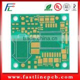 2 Layers Lpi Green Solder Mask Ink PCB Inspection Microscope