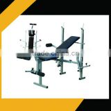 Gym equipment bench exercise bench sit up bench foldable weight bench