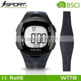 LCD Display Sports Body Fit G Shock Heart Rate Monitor Monitor Watch