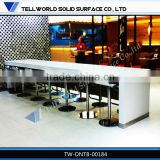Good quality factory direct supply hot sale modern furniture dining room set