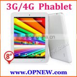 Hot 8 inch Octa core MTK8752 4G phone high end Phablet android 5.1 lollipop tablet pc IPS touch screen