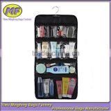 Hanging Toiletry Cosmetics Travel Bag/Hanging PVC Makeup Bag                                                                         Quality Choice