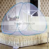 Polyester Free Standing Folding Mosquito Net                                                                         Quality Choice