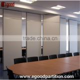 Magnesium base board removable partition wall