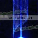 china event rental banquet wedding banquet acrylic LED chandelier table centerpiece crystal