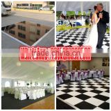 RK unique design fashion wedding tent dance floor portable stage curtain stand