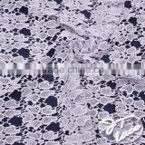 Wholesales Lace African Fabric 100% Cotton Width 110cm Flower Dots Embroidery Design Printed Textile Garment Accessories