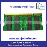 Scrap CPU processor laptop 2gb memory ddr2 800