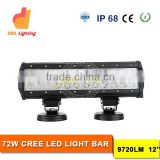Automotive Parts 10i nch off road led light bar led off road light bar waterproof barlights lightbars