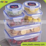 plastic food container set bagasse food container disposable microwave pp food container