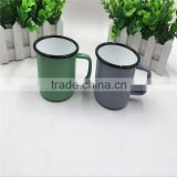 new products of 2017 6 cm 120ml sublimation espresso enamel mugs cups with 120G weight