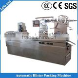 DPB Automatic Capsule Packing Machine Vacuum Formed Blister Packing Aluminum and Plastics