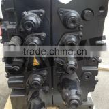 Kobelco excavator parts / Main control valve for SK350-8 excavator