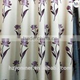 2015 newest design linen jacquard blackout fabric for window curtain flame retardant textlie and fabric