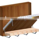 Modern Style Furniture Murphy Bed Sofa Wall Mount Bed Mechanism Kits