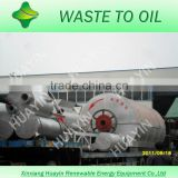 Used Engine Oil Purifier Machine, Scrap Engine Oil Distillation Equipment With 24KW Motor Work Rate