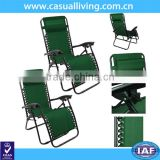 1Pc Green Recliner Lounge Chair Adjustable Ankle Upright Fully Reclined