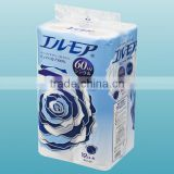 High quality and Reliable best selling products in europe Ellemoi toilet Roll paper with Luxury made in Japan