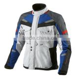Custom high Quality Men Motorbike good Textile airbag Jacket Moterbike Cordura Jacket for auto Racing