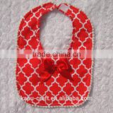 Factory direct sale new style baby bibs cheap cute bibs