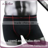 wholsale men sexy modal seamless basic boxer shorts/man brand underwear boxer briefs