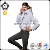 COUTUDI Nylon Custom Waterproof Softshell Bomber Jacket Fashion Woman Apparel