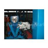 CE Big Plasma CNC Pipe Cutting Machine , Sheet Metal Shearing Machine With Hypertherm Power