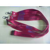 Lanyard Type Promotional Silk Screen Print Reflective id card holder Lanyard, badge holders Lanyards Custom