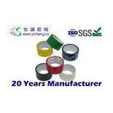 Low Noise strong sticky colorful adhesive packaging / bundling tape