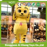 Adult Size Cartoon Character Costume, Customized Cartton Character Mascot Costume for Advertising