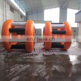 Top inflatables water park inflatable water rolling ball gum roll