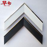 J04028 High Quality beautiful new modern plastic decorative ps frame moulding