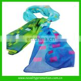 Full Color Sublimation Silk scraf