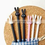 Cute Cartoon Bunny 0.38mm Eraserable Gel Ink Pen